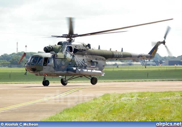 9915, Mil Mi-171Sh, Czech Air Force