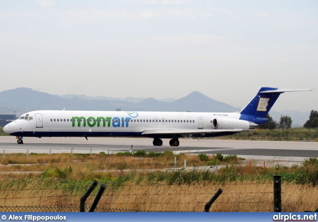 9A-CDD, McDonnell Douglas MD-82