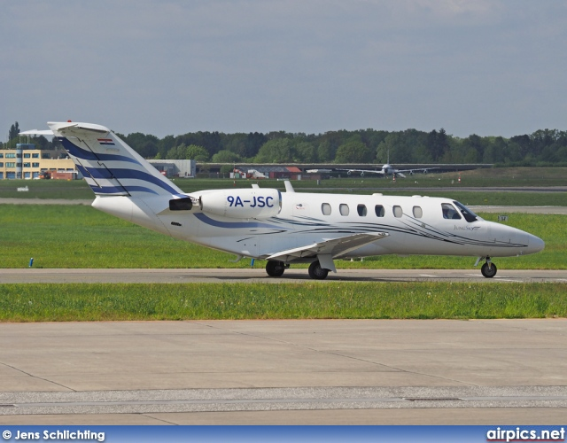 9A-JSK, Cessna 525A Citation CJ2, JungSky