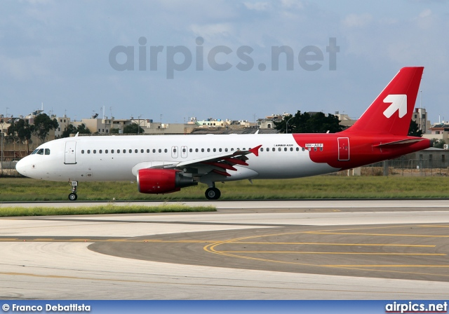 9H-AEF, Airbus A320-200, Untitled