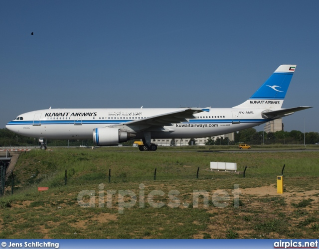 9K-AME, Airbus A300B4-600R, Kuwait Airways
