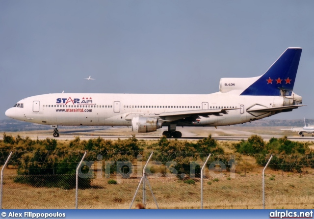 9L-LDN, Lockheed L-1011-100 Tristar, Star Air