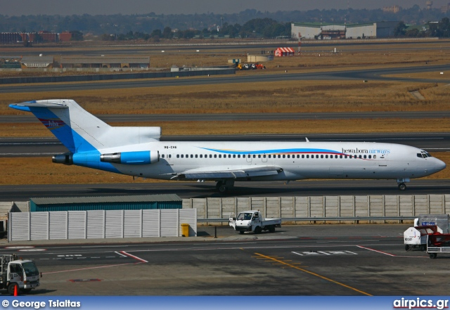 9Q-CHE, Boeing 727-200Adv, Hewa Bora Airways