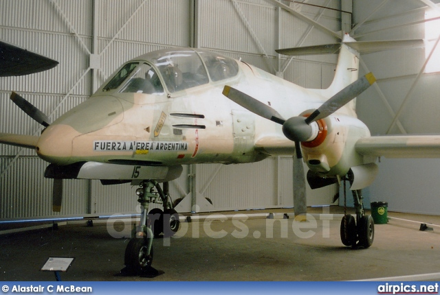 A-515, FMA IA58A Pucar, Argentine Air Force