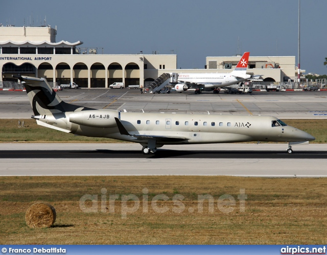 A6-AJB, Embraer ERJ-135BJ Legacy, Al Jaber Aviation