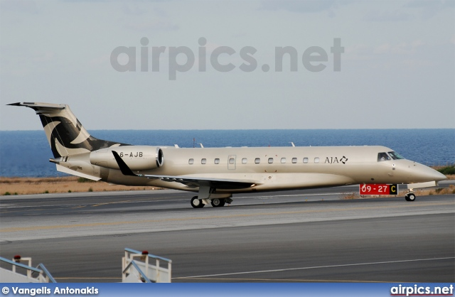 A6-AJB, Embraer Legacy, Al Jaber Aviation