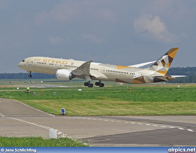 A6-BLC, Boeing 787-9 Dreamliner, Etihad Airways