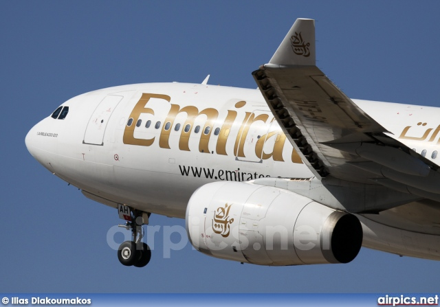 A6-EAH, Airbus A330-200, Emirates