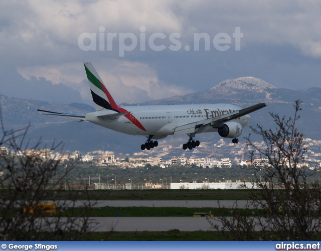 A6-EMH, Boeing 777-200ER, Emirates