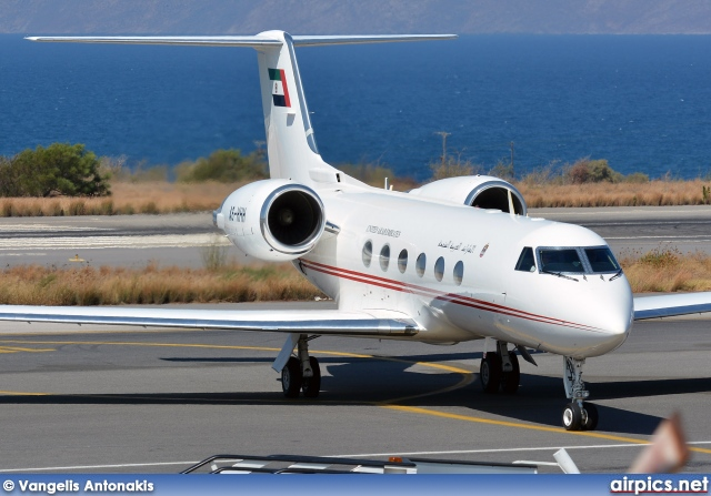 A6-HHH, Gulfstream IV, United Arab Emirates