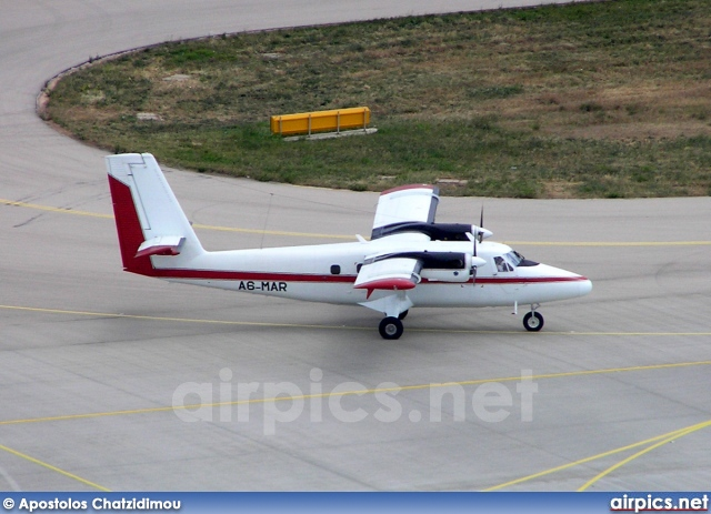 A6-MAR, De Havilland Canada DHC-6-300 Twin Otter, Private