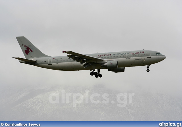 A7-ABW, Airbus A300B4-600R, Qatar Airways