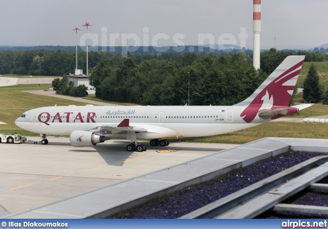 A7-ACM, Airbus A330-200, Qatar Airways