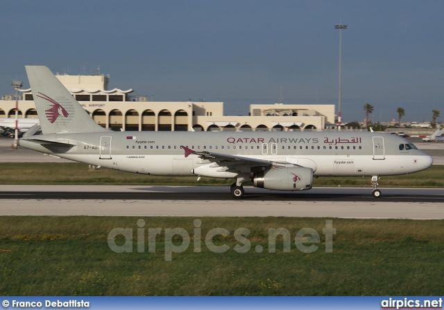 A7-ADI, Airbus A320-200, Qatar Airways