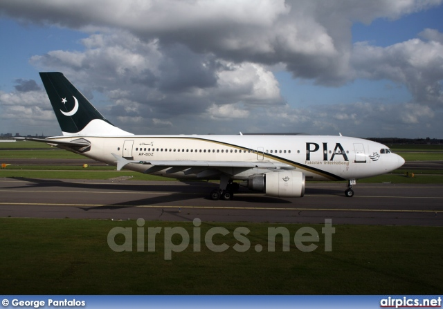 AP-BDZ, Airbus A310-300, Pakistan International Airlines (PIA)
