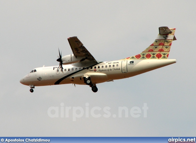AP-BHN, ATR 42-500, Pakistan International Airlines (PIA)