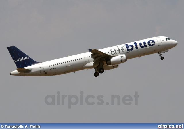 Ap Bja Airbus A321 200 Air Blue