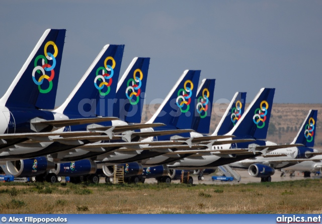 Airbus A320-200, Olympic Air