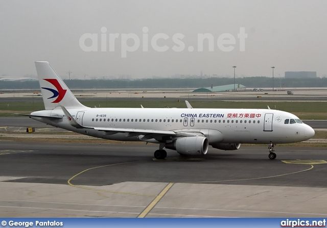 B-1635, Airbus A320-200, China Eastern