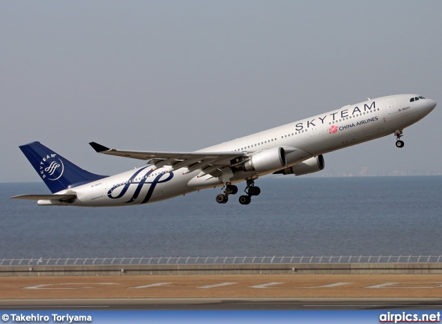 B-18311, Airbus A330-300, China Airlines