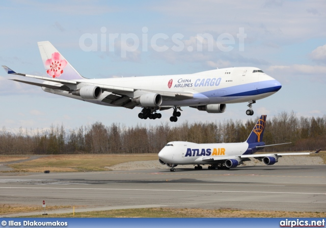 B-18701, Boeing 747-400F(SCD), China Cargo Airlines