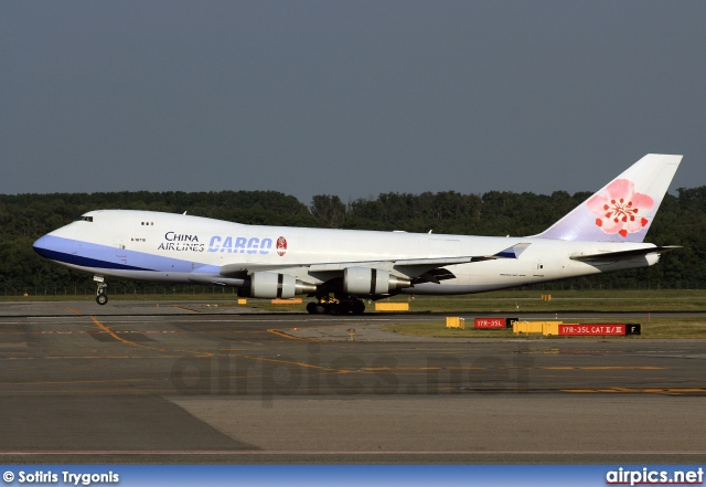 B-18718, Boeing 747-400F(SCD), China Cargo Airlines