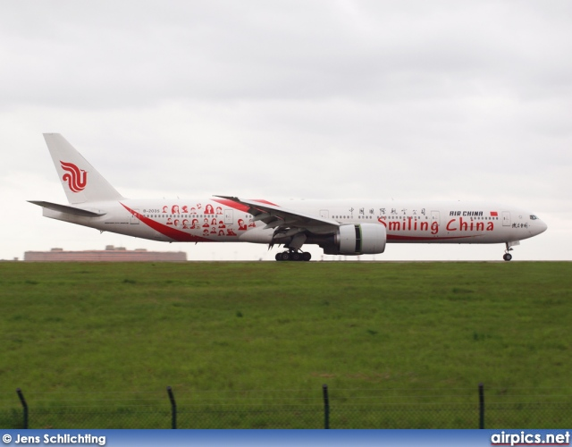 B-2035, Boeing 777-300ER, Air China