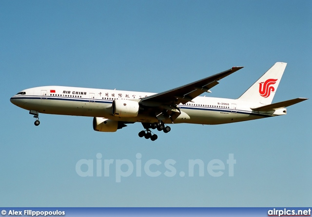 B-2068, Boeing 777-200ER, Air China