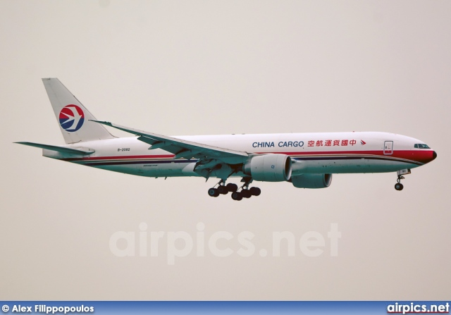 B-2082, Boeing 777F, China Cargo Airlines