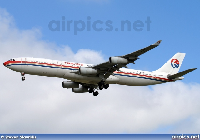 B-2383, Airbus A340-300, China Eastern