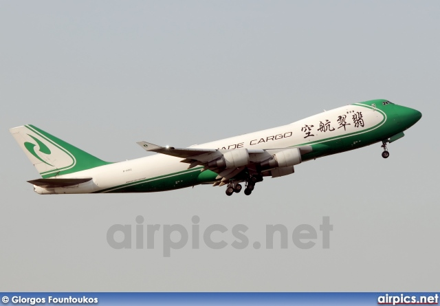 B-2422, Boeing 747-400ERF(SCD), Jade Cargo International