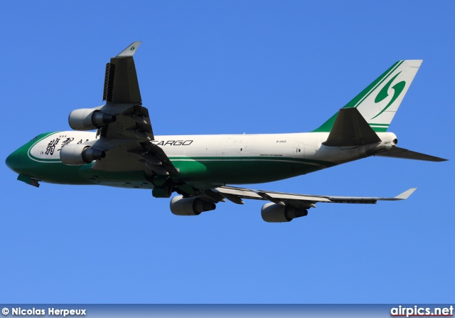 B-2423, Boeing 747-400F(SCD), Jade Cargo International