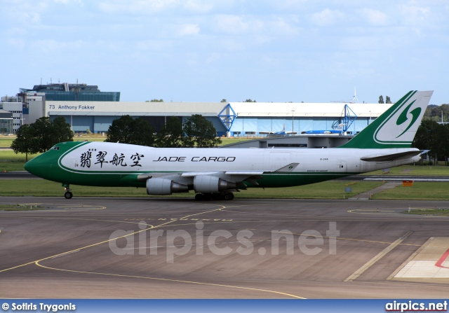 B-2441, Boeing 747-400ERF(SCD), Jade Cargo International