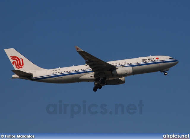 B-6073, Airbus A330-200, Air China