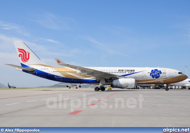 B-6076, Airbus A330-200, Air China