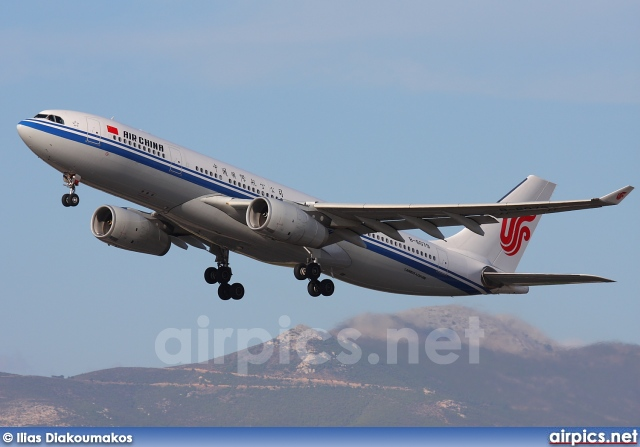 B-6079, Airbus A330-200, Air China