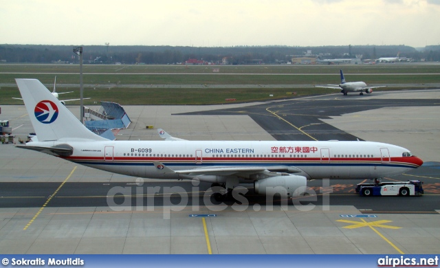 B-6099, Airbus A330-200, China Eastern