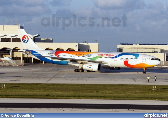 B-6127, Airbus A330-300, China Eastern