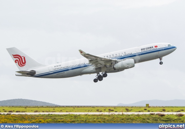 B-6130, Airbus A330-200, Air China