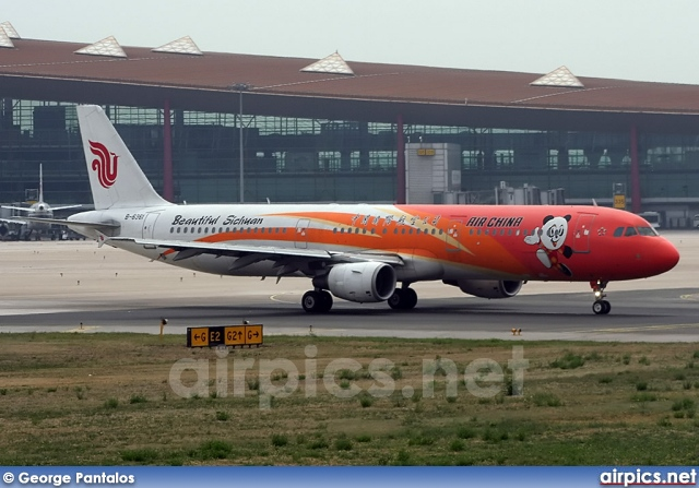 B-6361, Airbus A321-200, Air China