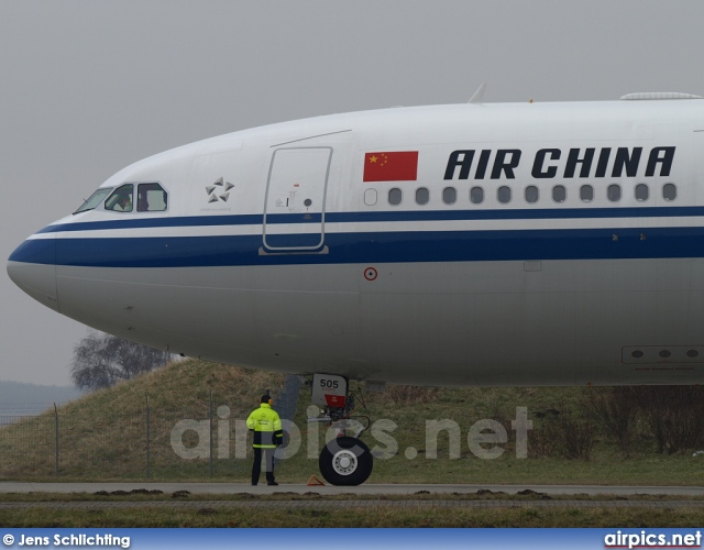 B-6505, Airbus A340-200, Air China