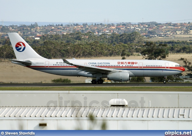 B-6543, Airbus A330-200, China Eastern