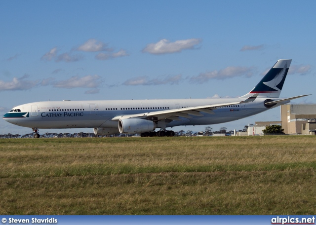 B-HLW, Airbus A330-300, Cathay Pacific