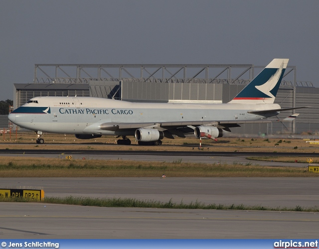 B-HOZ, Boeing 747-400(BCF), Cathay Pacific Cargo