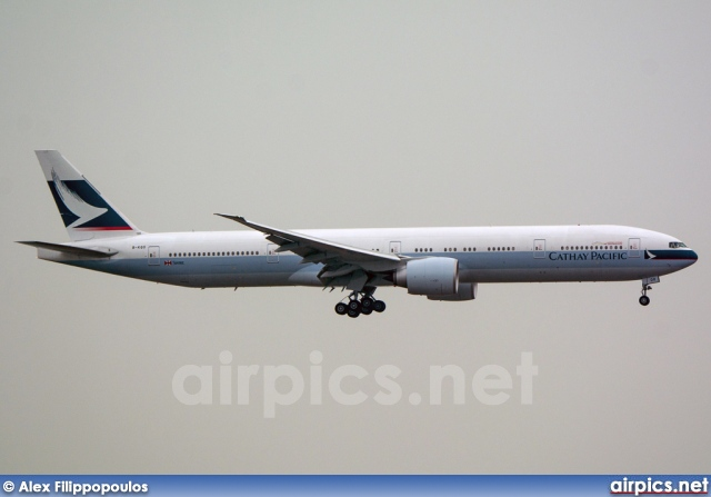 B-KQO, Boeing 777-300ER, Cathay Pacific