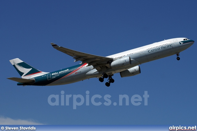 B-LAD, Airbus A330-300, Cathay Pacific
