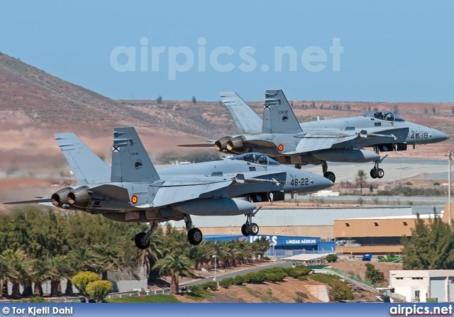 C.15-94, Boeing (McDonnell Douglas) F/A-18A Hornet, Spanish Air Force