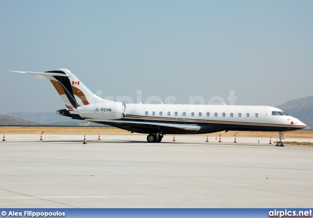 C-FCNN, Bombardier Global Express, Private