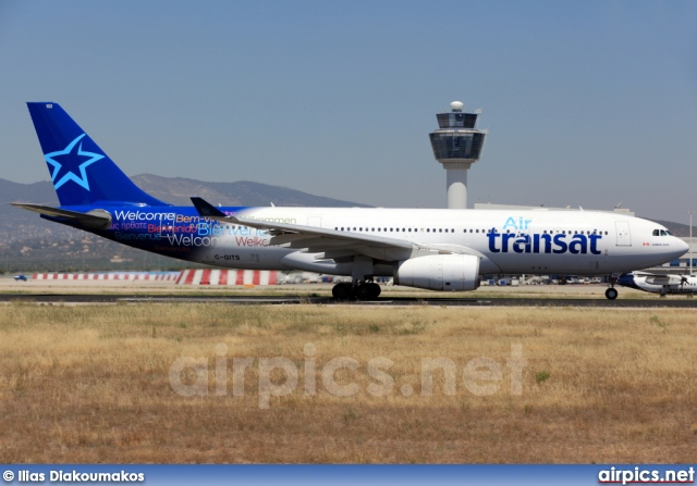 airpics net c gits airbus a330 200 air transat medium size