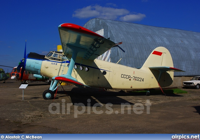 CCCP-70224, Antonov An-2, Untitled